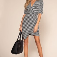 Thorne Striped Dress