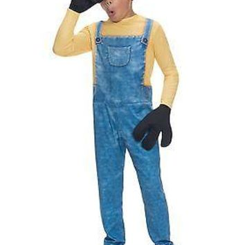 Child Minion Kevin Costume
