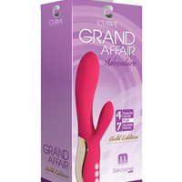 Curve Novelties Grand Affair Adventure - Rose