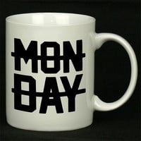 Niall Horan Shirt Niall Horan Crossed Out MONDAY Shirt For Ceramic Mugs Coffee *