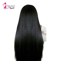 "Malaysian Straight Hair Human Hair Extension Non Remy 8""-26"" Hair Weave Bundles"