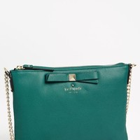 kate spade new york 'hancock park - ginnie' leather crossbody bag, small | Nordstrom