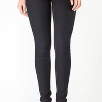 Flying Monkey Denim Leggings - Dark Denim