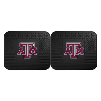 Texas A&M Aggies NCAA Utility Mat (14x17)(2 Pack)