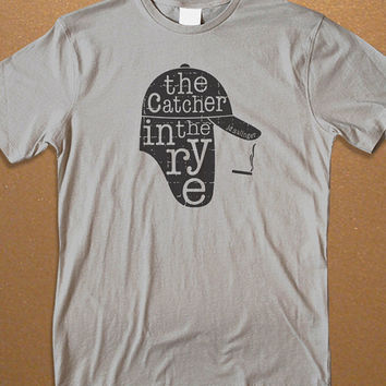 The Catcher in the Rye Men's T-shirt, Awesome Shirt