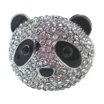 Sparkling Panda Cocktail Panda Ring