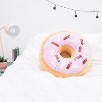 Typo Get Cushy Donut Cushion at asos.com