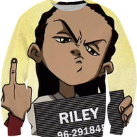 BOONDOCKS RILEY