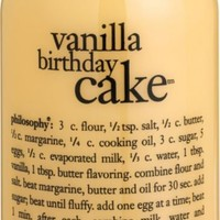 Philosophy Vanilla Birthday Cake 3-in-1 Shampoo, Body Wash, and Bubble Bath Ulta.com - Cosmetics, Fragrance, Salon and Beauty Gifts