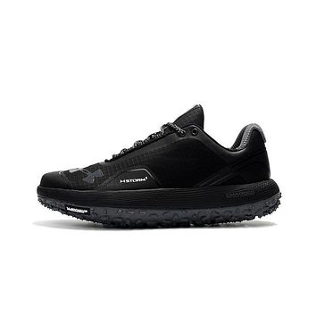 Under Armour Michelin UA Fat Tire Men Running Shoes Black
