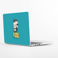 I Pitty the Fool Laptop Skin
