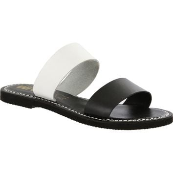 MIA Nila Two-Band Slide Sandal (Women) | Nordstrom