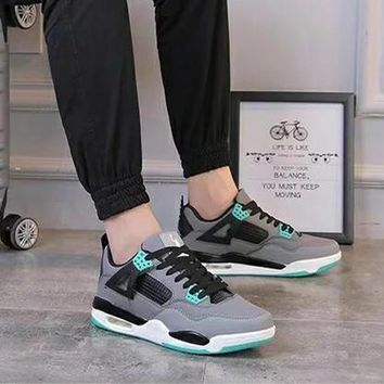 AIR JORDAN Fashion Casual Air Cushion Sneakers Men Basketball Shoes Running Shoes