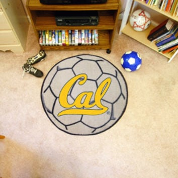 California - Berkeley UC  University of Soccer Ball