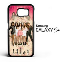 Fifth Harmony X2210 Samsung Galaxy S6 Case