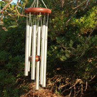 Spring Sale - Metal Wind chime - Highest Quality - Garden decoration Wind Chimes - Outdoor Decoration - Sea of Galilee area - Pashosh Model