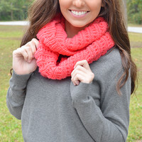 I'll Be Seeing You Scarf: Red