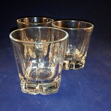 Rocks Glasses With Weighted Bottoms