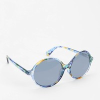 Lazy Hazy Round Sunglasses