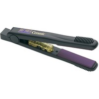 Hot Tools Professional Ceramic+Titanium Flat Iron with Gentle Far-Infrared Heat