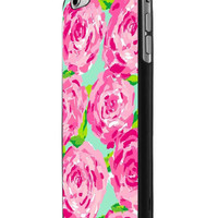 Lilly Pulitzer  Roses iPhone 6 Case