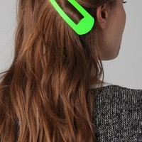 Adia Kibur Jumbo Neon Hair Pin | SHOPBOP