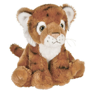 Tiger Cub Plush Toy
