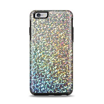 The Colorful Confetti Glitter Sparkle Apple iPhone 6 Plus Otterbox Symmetry Case Skin Set
