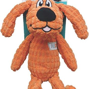 ASPCA Pixel Pup Dog Toy [Orange]