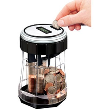 Walmart: EZ-Count Money Jar and Digital Coin Counter