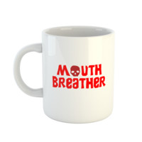 Stranger Things Mouth Breather Mug