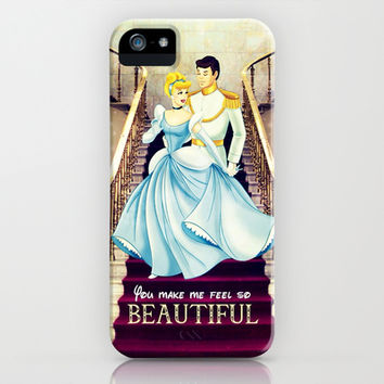 You make me feel so beautiful - for iphone iPhone & iPod Case by Simone Morana Cyla