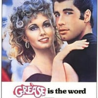 Grease Movie Poster 20x30