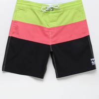 Billabong Tribong Re-Issue Boardshorts - Mens Board Shorts - Red
