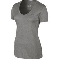Nike Women's Legend V-Neck 2.0 Short Sleeve Shirt | DICK'S Sporting Goods
