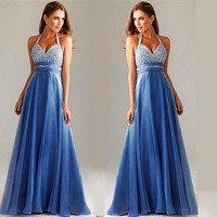 Ball Gown Hot Sale Ladies Sexy Backless Prom Dress [9644406925]