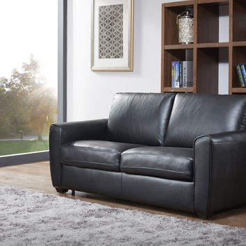 Ventura Premium Leather Sofa Bed