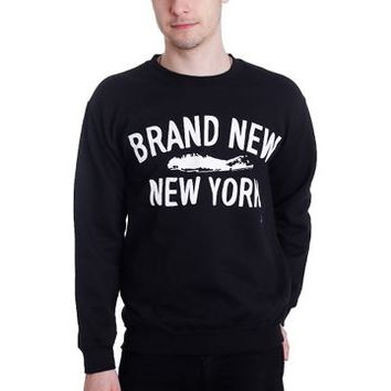 Brand New - Long Island - Sweater