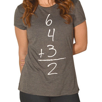 6432 - Women's Casual Tee