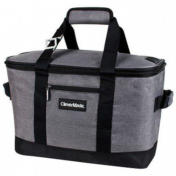 CleverMade | SnapbBasket Collapsible Cooler