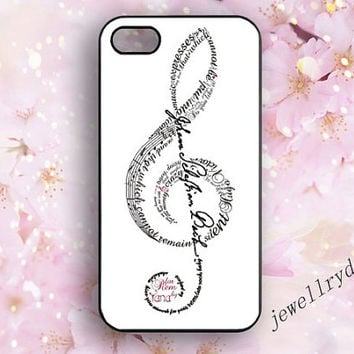 Music Notes Design iphone case,iphone 5/5s case,samsung galaxy s4 s5 cover,iphone 4/4s case,iphone 5c,Musical Notes Personalized iPhone Case