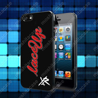 Mgk Machine Gun Kelly Lace Up Young and Reckless Custom Case For iPhone 5, 5S, 5C, 4, 4S and Samsung Galaxy S3, S4