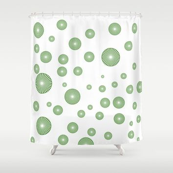 forever Shower Curtain by netzauge