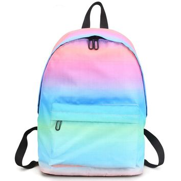 Girls Backpack Or School Bags
