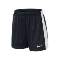Nike Academy Knit Girls' Soccer Shorts Size L (Black)