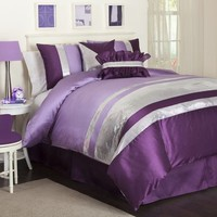 Jewel Juvy Purple by Lush Decor *New* at Bedding Super Store.com