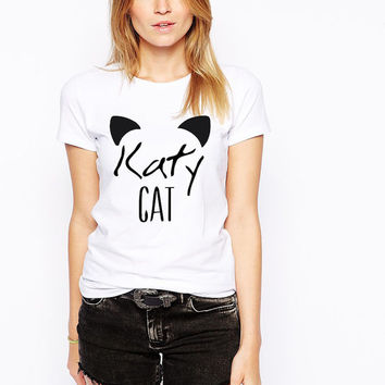 Katy Perry Shirt - Katy Cat - Katy Kat - Katycat - Katy Perry Tour Tees - Katy Perry Gift - Katycat T-Shirt - I'm a Katy Cat Shirt -