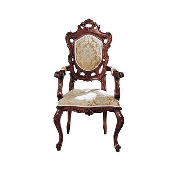 Toulon French Rococo Armchair
