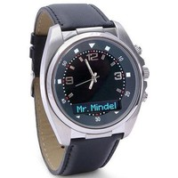 Men's Phone Receiver Watch | Electronics & Gadgets | SkyMall