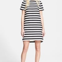 Women's kate spade new york stripe shift dress